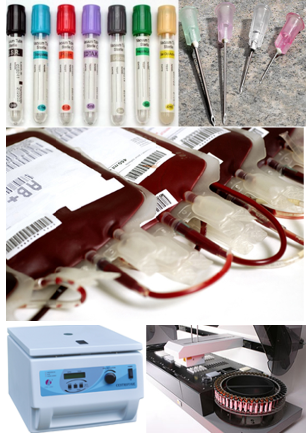 Blood Collection Processing, Management Devices & Consumables Global Market estimated to be worth $35,693 million by 2023