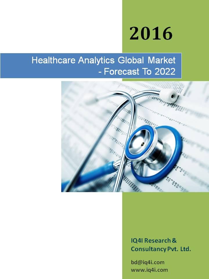 Healthcare Analytics Global market - Forecast to 2022