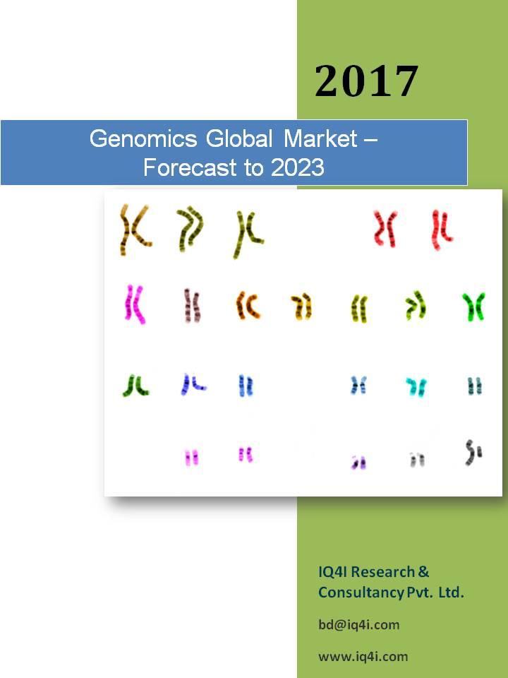 Genomics Global Market - Forecast to 2023
