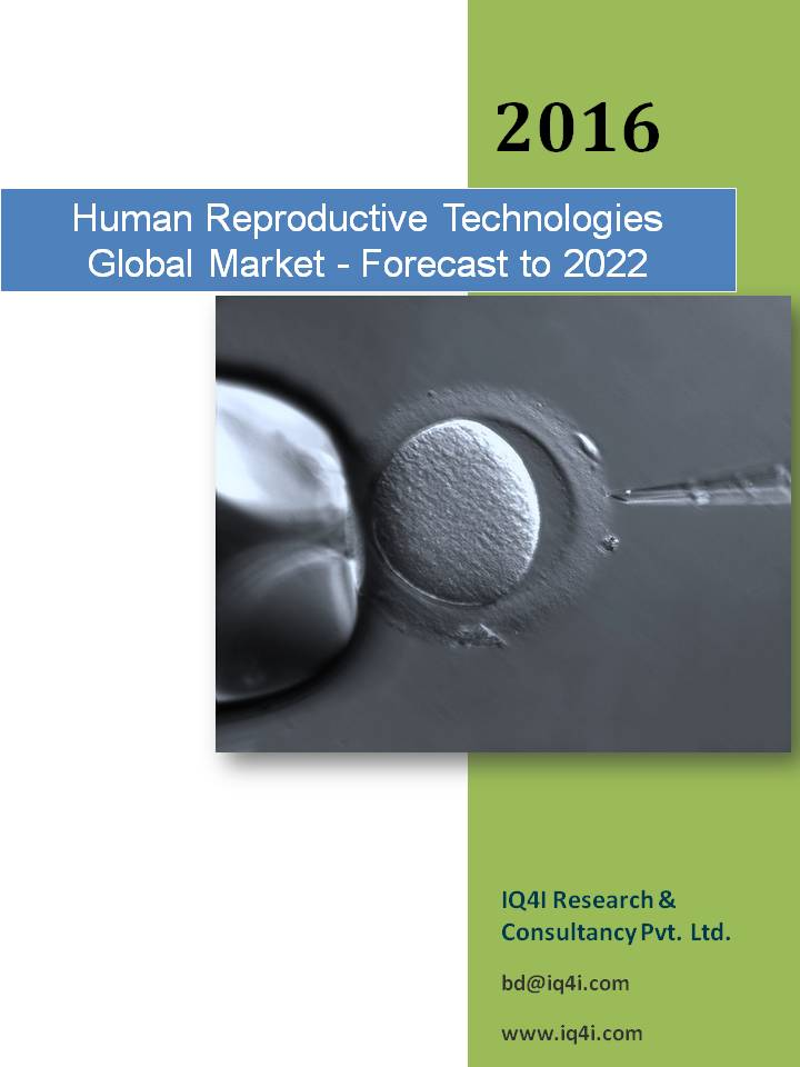 Human Reproductive Technologies Global Market - Forecast to 2022