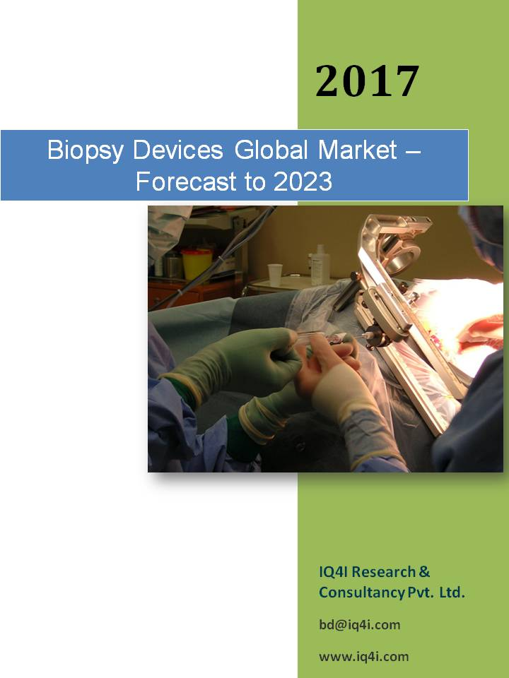 Biopsy Devices Global Market - Forecast to 2023