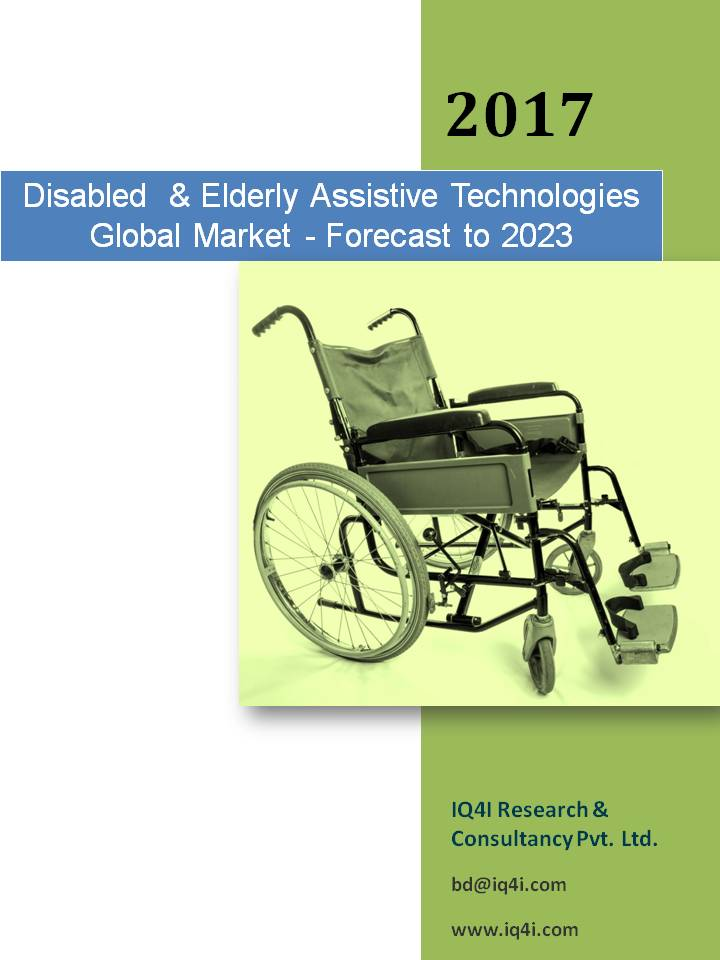 Disabled and Elderly Assistive Technologies Global Market - Forecast to 2023