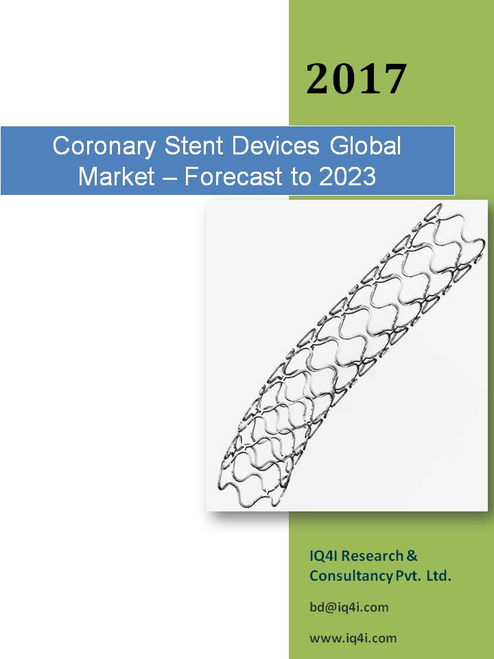Coronary Stent device Global Market - Forecast to 2023