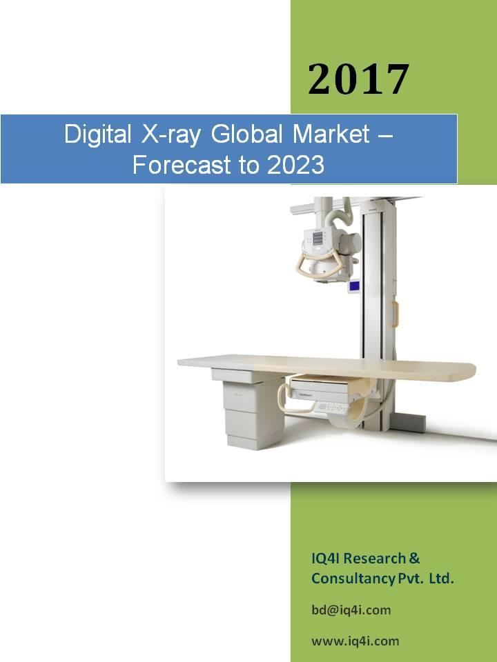 Digital X-ray Global Market - Forecast to 2023