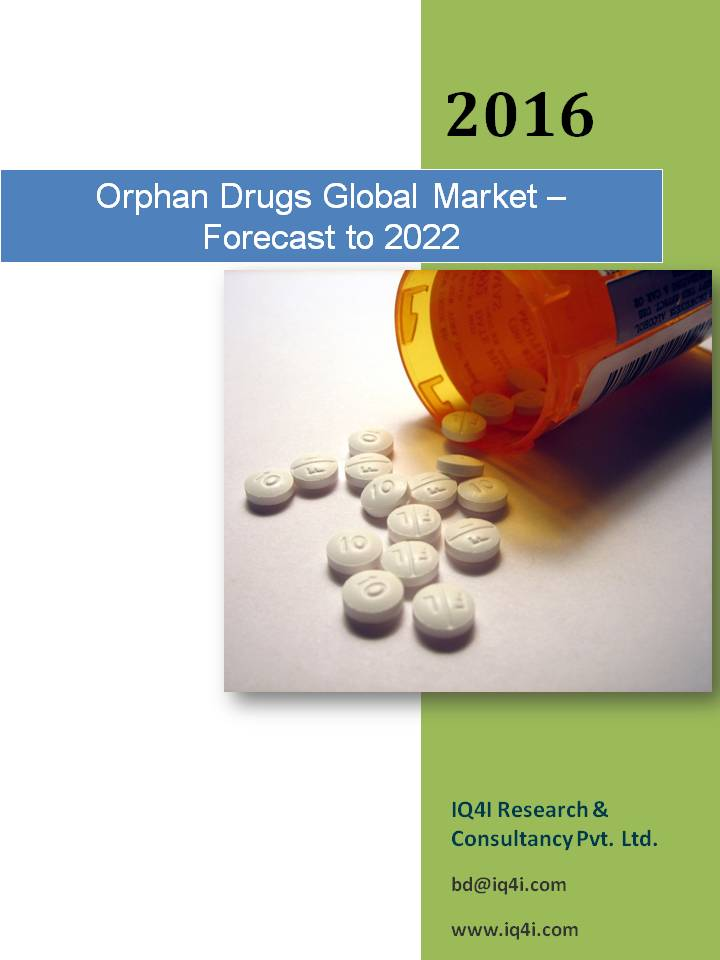 Orphan Drugs Global Market - Forecast to 2022