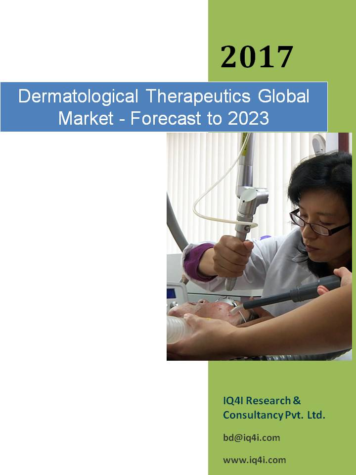 Dermatological Therapeutics Global Market - Forecast to 2023