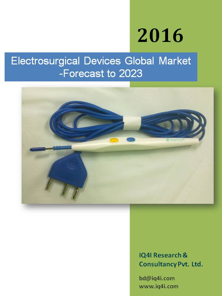 Electrosurgical Devices Global Market-Forecast to 2023