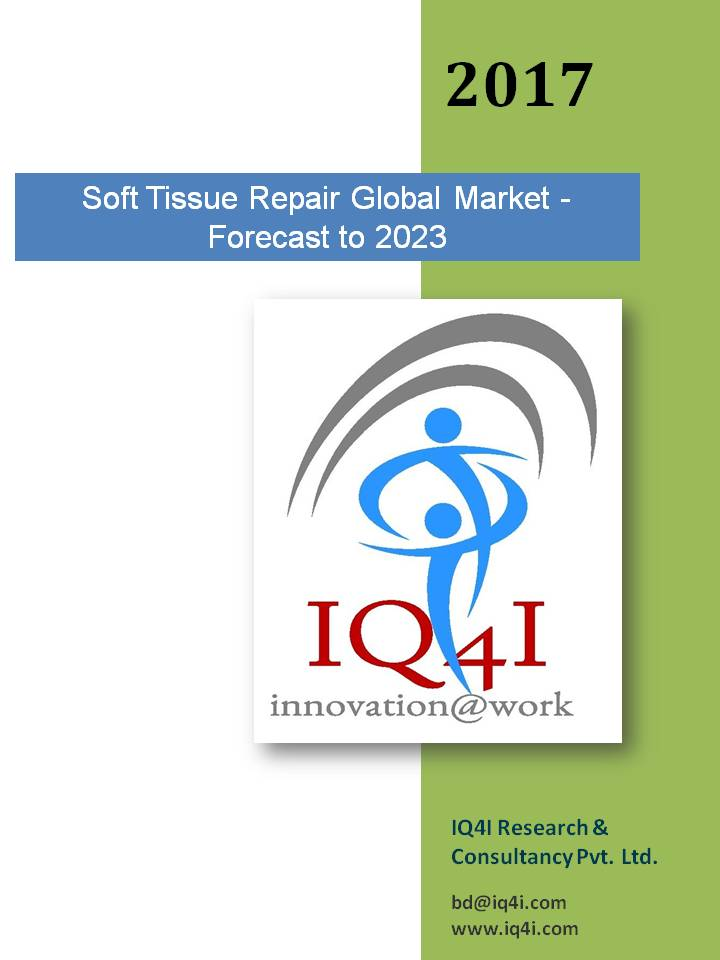 Soft Tissue Repair Global Market  – Forecast To 2023