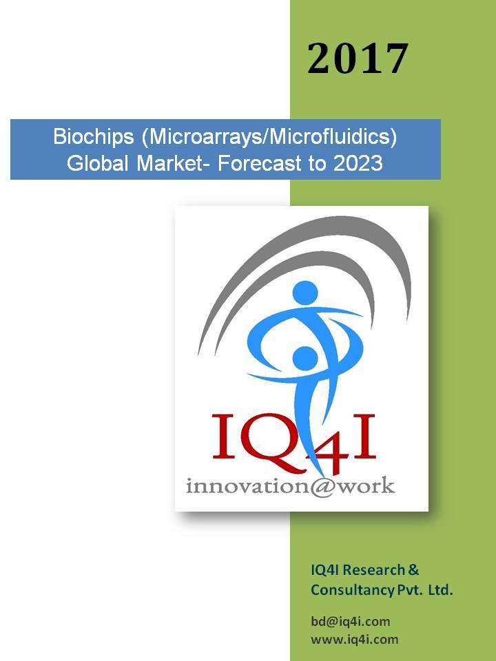 Biochips (microarrays/Microfludics) Global Market - Forecast to 2023