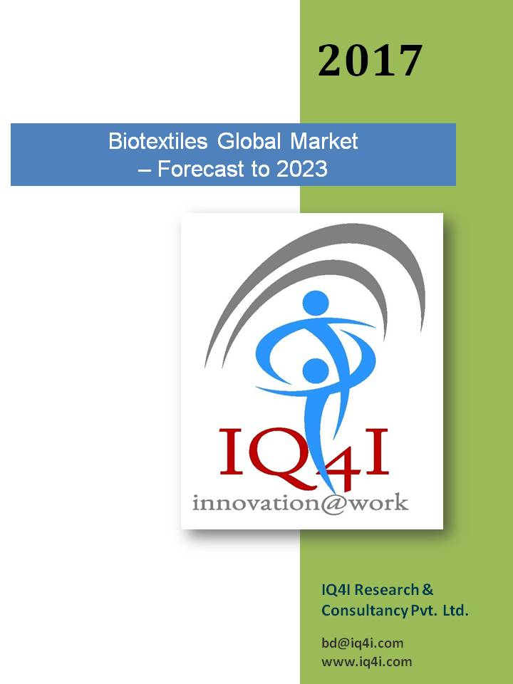Biotextiles Global Market – Forecast to 2023