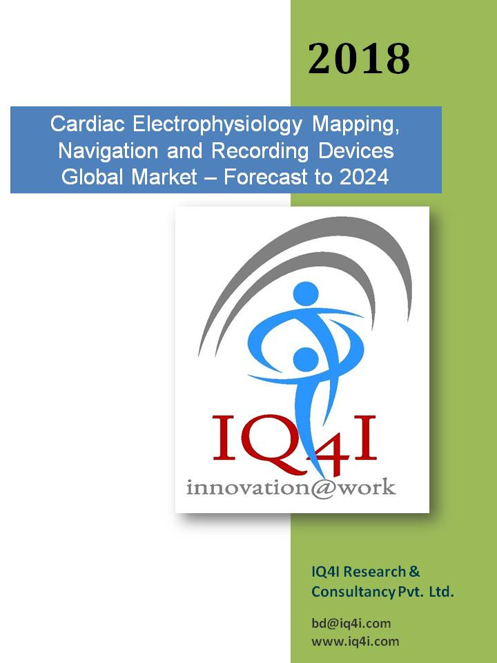 Cardiac Electrophysiology Mapping, Navigation and Recording Devices Global Market – Forecast To 2024