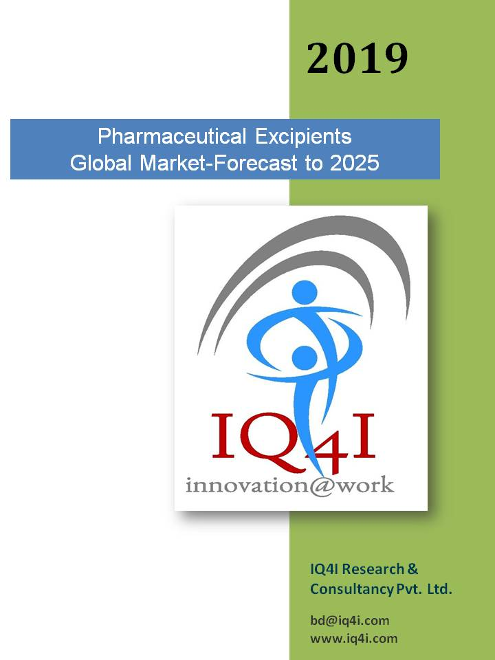 Pharmaceutical Excipients Global Market - Forecast to 2025