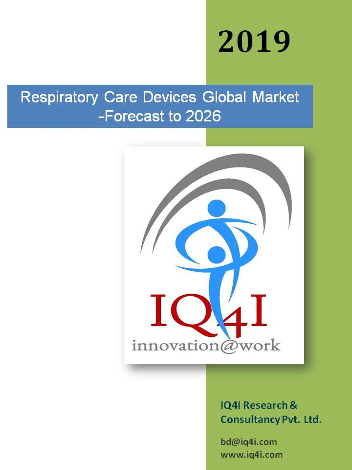Respiratory Devices Global Market - Forecast to 2026
