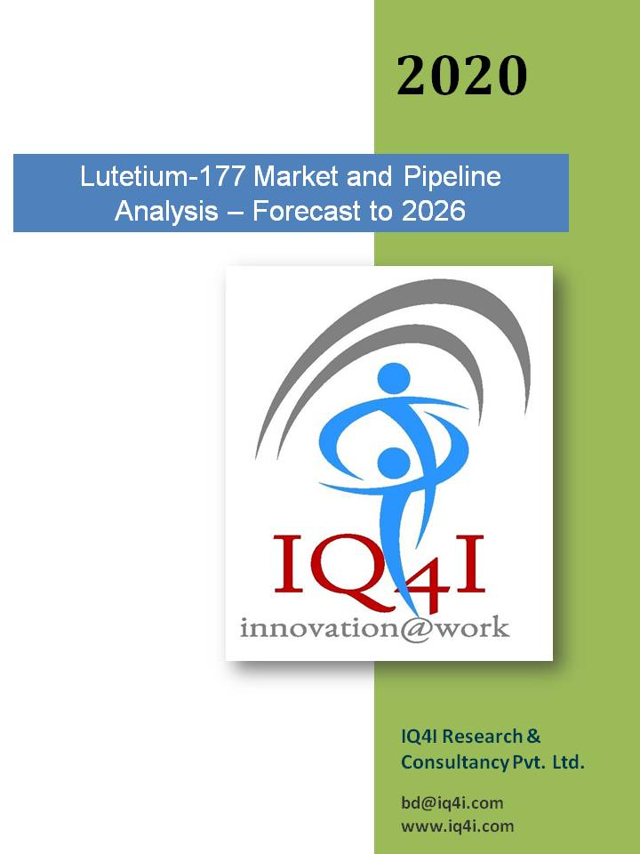 Lutetium-177 Market and Pipeline Analysis–Forecast to 2026