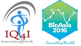 IQ4I participating in BioAsia 2016 startup showcase